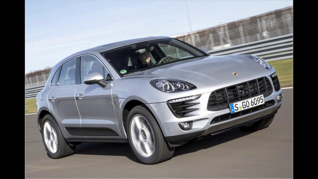 Porsche: 35 Prozent