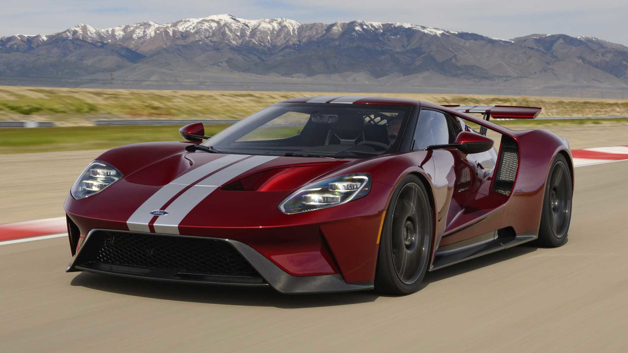 2017 Ford GT First Drive: Race-Winning Purity You Can ...