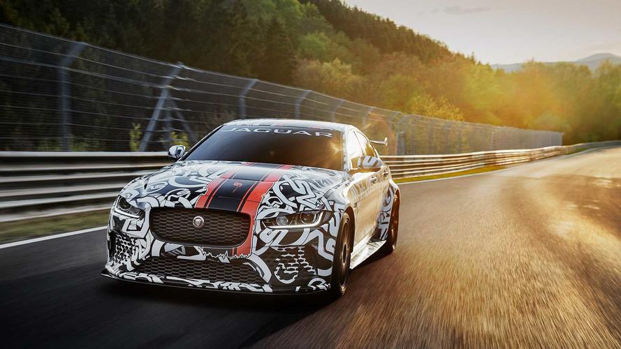 Jaguar XE SV Project 8 - La plus puissante des Jaguar!
