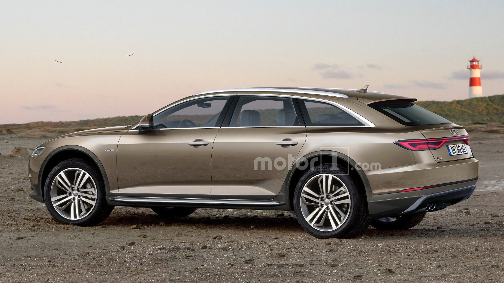 Audi A6 Allroad 2018 Best New Cars For 2018