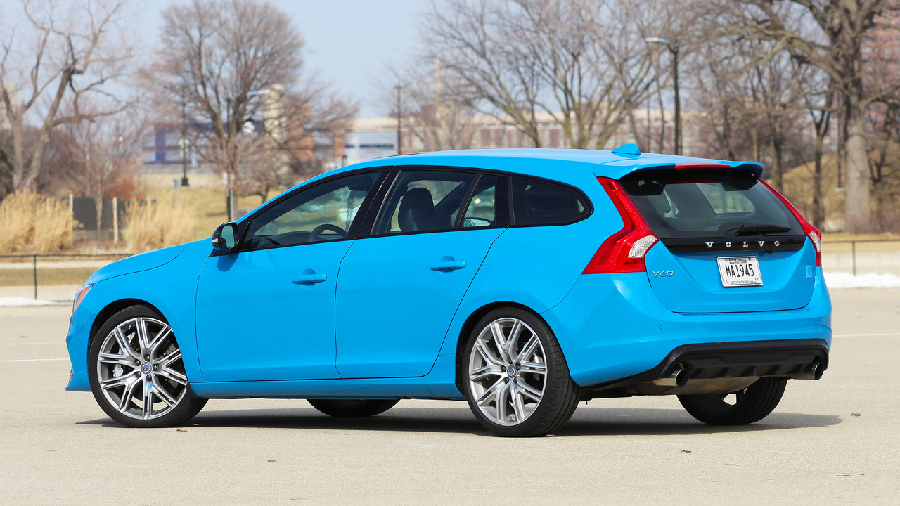 Lexus Gs Wagon >> 2017 Volvo V60 Polestar Review: The complete package