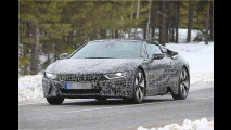 Erwischt: BMW i8 Spyder