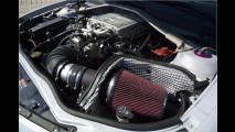 338 km/h: Geiger pusht Camaro