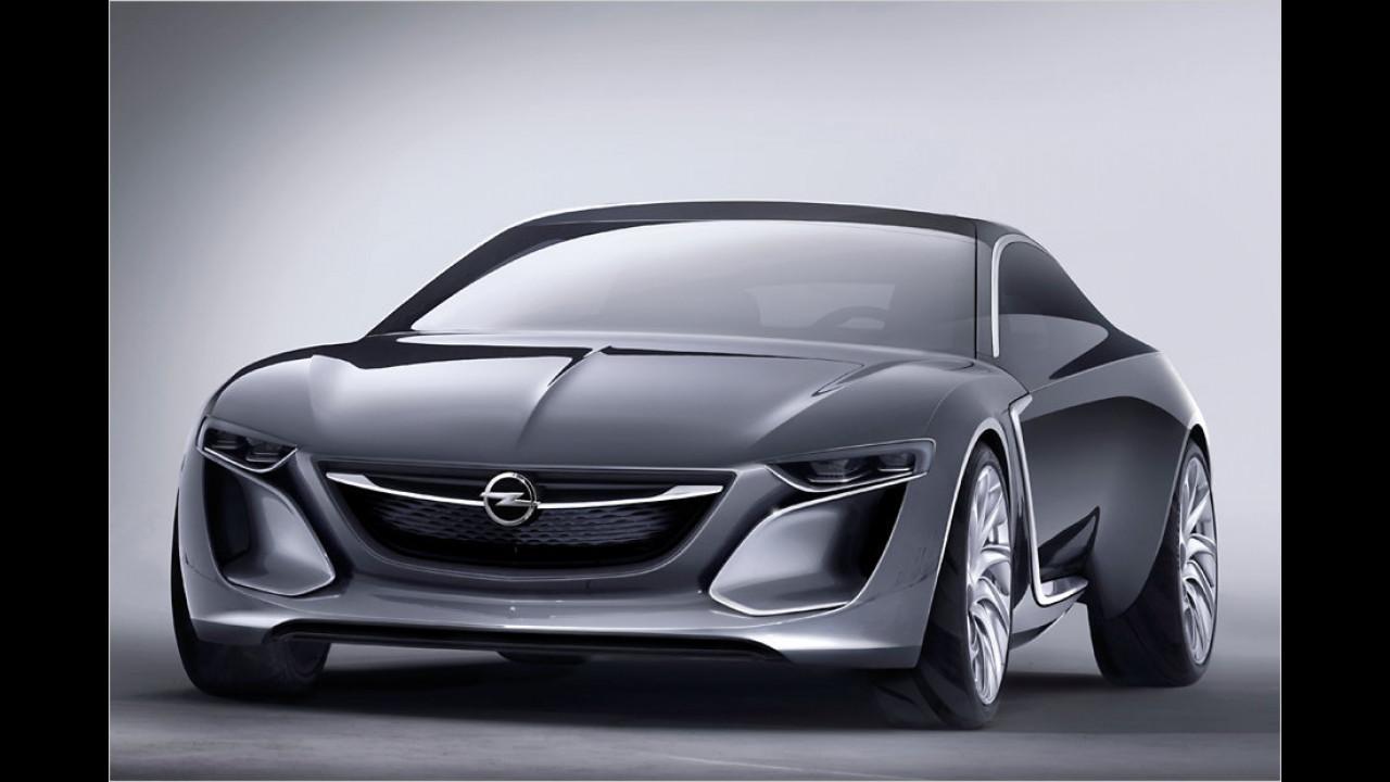 Opel Monza (2013)