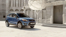 Ford Kuga in Blank Canvas commercial