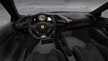 Piloti Ferrari Interior Metal Floor