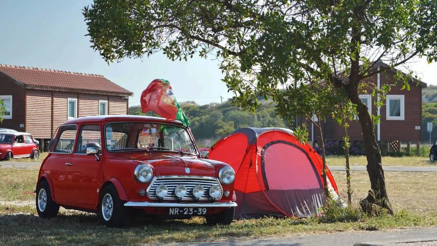 In campeggio… con la Mini!