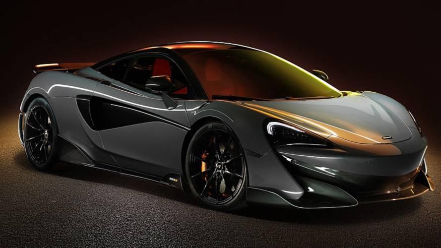 Itt az újabb nyújtott farú McLaren, a 600LT