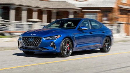 2019 Genesis G70 First Drive: A Satisfying Stepping Stone
