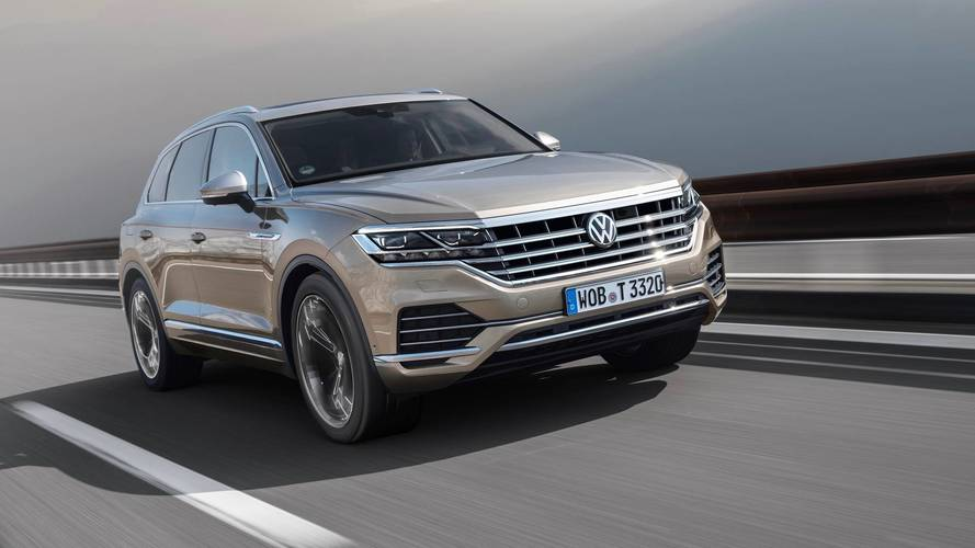2018 Volkswagen Touareg First Drive: The Crown Jewel
