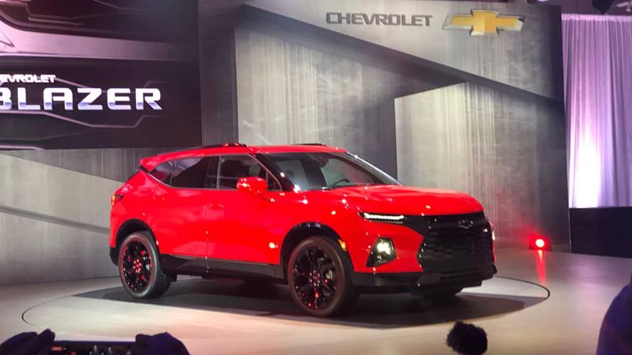 2019 Chevrolet Blazer'ın RS versiyonuna bu video ile bir göz atın