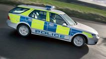 Saab 9-5 2.3t Police Model