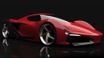 Ferrari de Esfera concept