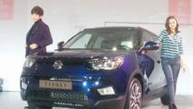 SsangYong Tivoli live in South Korea / IndianAutosBlog