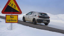 Opel Astra official spy photo