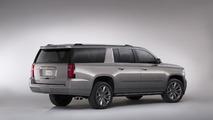 Chevrolet Suburban Premium Outdoors concept