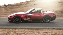 Mazda unveils track-ready MX-5 for new global cup racing series