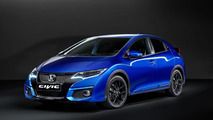 Honda Civic Sport (Euro-spec)