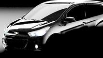 2016 Chevrolet Spark teaser (modified)