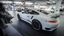 Porsche Exclusive 911 Turbo S GB Edition