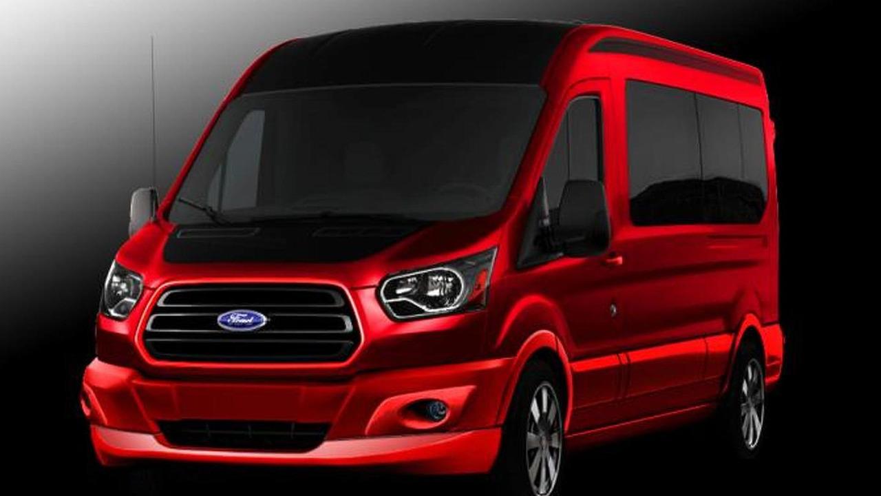 Ford Designed Travel Transit