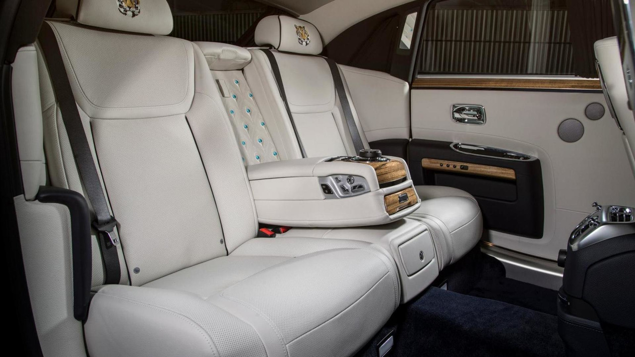 Rolls-Royce Ghost Mysore Collection