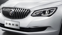 2015 Buick Excelle