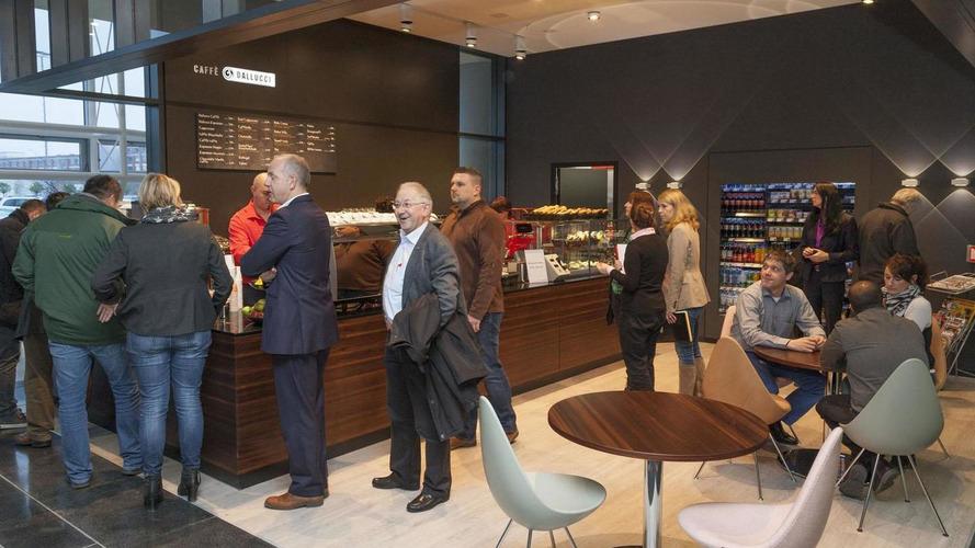 Opel showcases the updated Adam Opel Haus