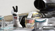 Interview: Why Hamilton thinks he is getting better with age