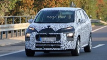 Citroen C3 Picasso 2017 photos espion