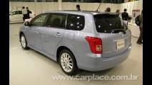 Toyota encerra a produção da perua Fielder - Foco será o Novo Corolla