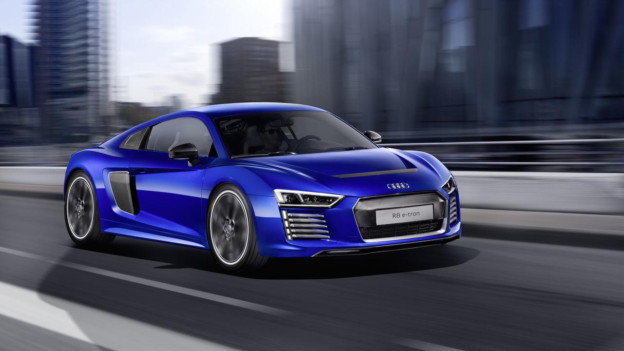 2020 Audi Sport EV