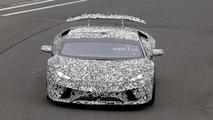 Lamborghini Huracan Superleggera Spy Pics