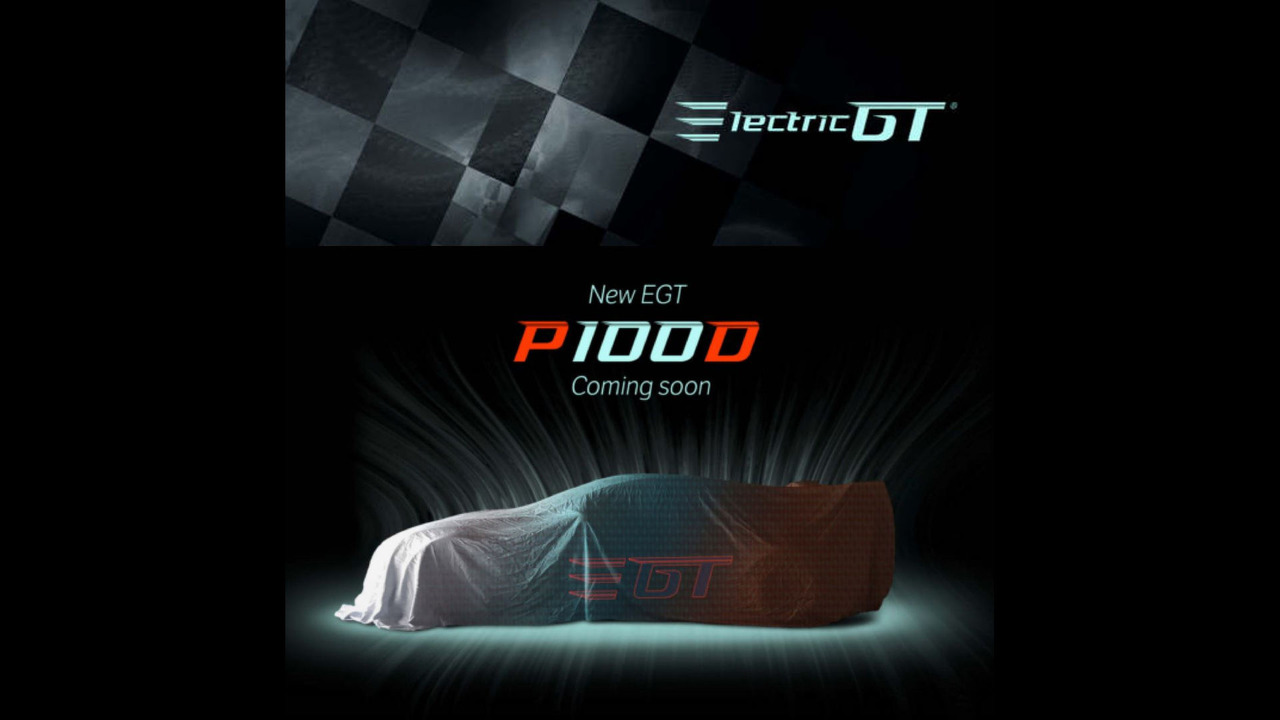 Electric GT Tesla P100D