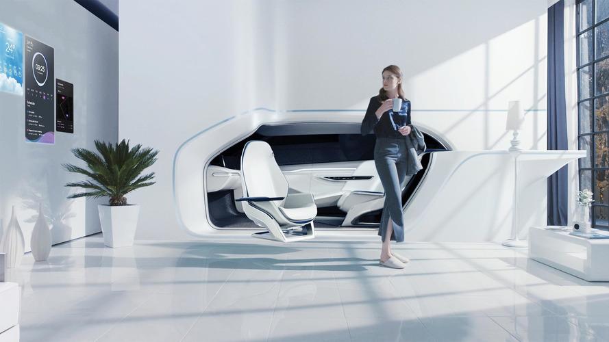 Hyundai Consumer Electronics Show 2017