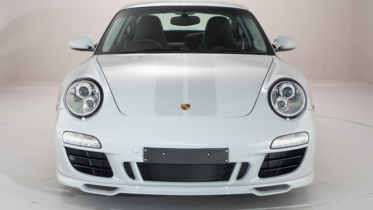 rare 2010 porsche 911 sport classic with only 80 miles for sale. Black Bedroom Furniture Sets. Home Design Ideas