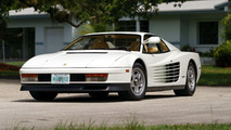 1986 Ferrari Testarossa Miami Vice Açık Artırma