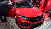 2017 Honda Civic Si Prototype: LA 2016