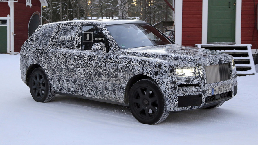 Rolls-Royce Cullinan would make Queen Elizabeth I proud, promises designer