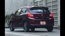 Los Angeles: Mitsubishi Mirage atualizado fica mais dinâmico e equipado