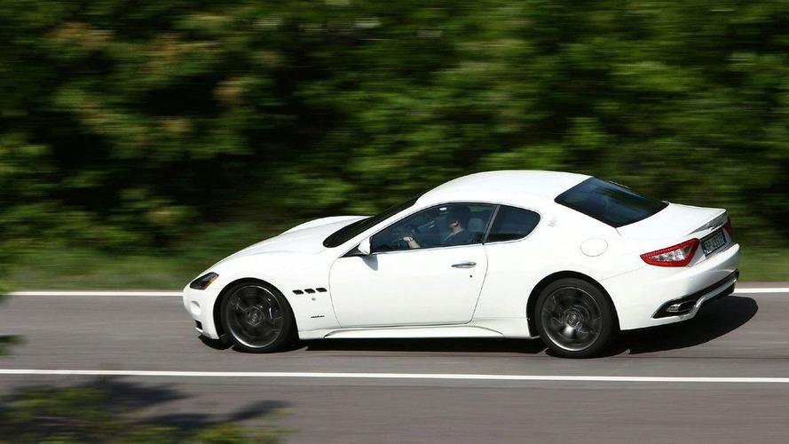 New Maserati Granturismo S Video Released