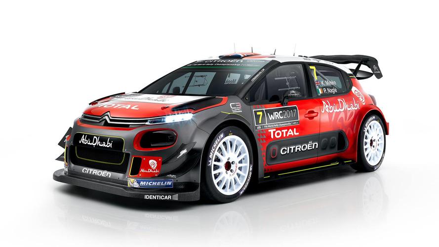 Citroën C3'e WRC esintili versiyon geliyor
