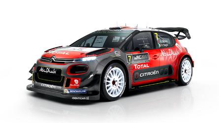 WRC-Inspired Citroen C3