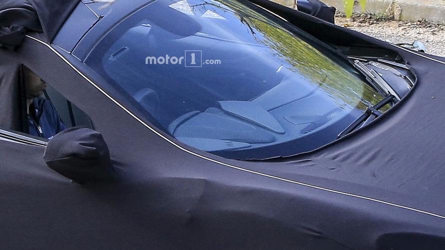 2018 McLaren P14 casus fotoğrafları