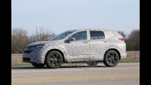 Honda CR-V 2018: projeção antecipa novo visual da traseira