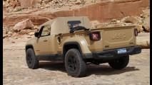 Jeep Comanche: veja a picape do Renegade em detalhes