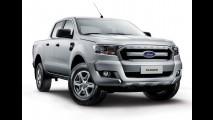 Ford Ranger 2017 versão 2.2 diesel automática chega por R$ 142,9 mil