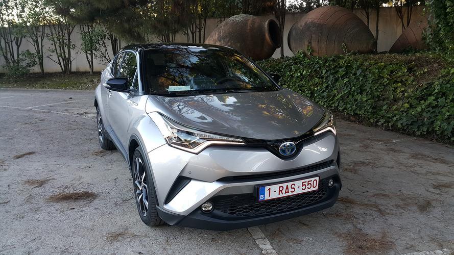 Toyota, Avrupa'da C-HR için şimdiden 80,000 sipariş aldı