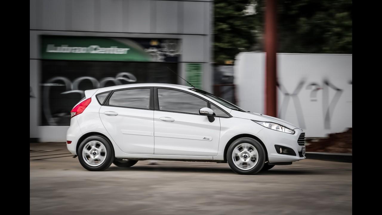 Segredo: Ford antecipa novo Fiesta para 2016 e promete mais eficiência