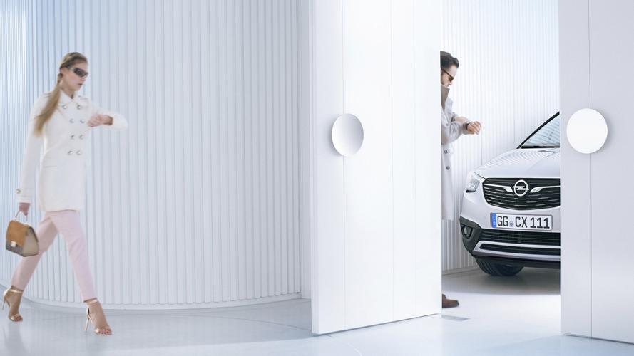 Opel libera novo teaser do Crossland X, SUV maior que o Mokka